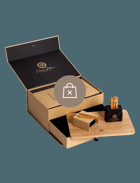 Cinco Jotas Experience Gift Box, 70g